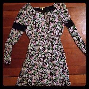 Vera Wang Flower Dress